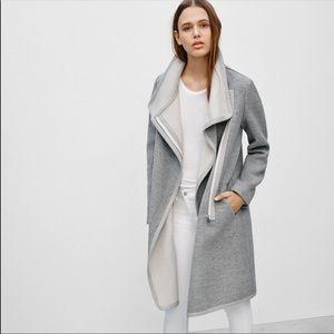 Babaton Cormac Wool Coat
